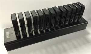 13 Port USB Charger/ USB3 Hub + (13) USB3 Readers KIT 360Rize