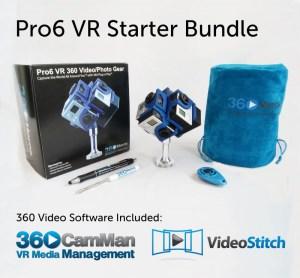 Pro6 VR Bundle Feature Image