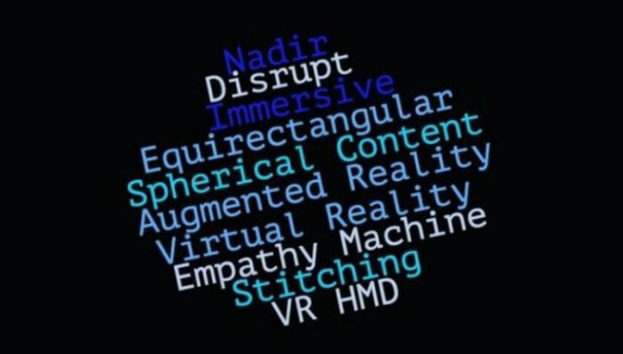 VR Buzzwords feature image