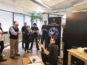 360 video workshop