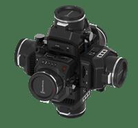 360RIZE 360Helios 6 360° Plug-n-Play Rig for Blackmagic