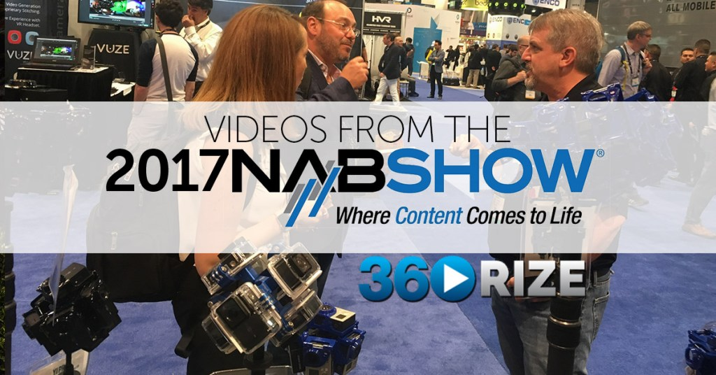 Videos From The 2017 NAB Show