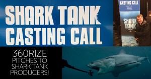 Shark Tank Casting Call