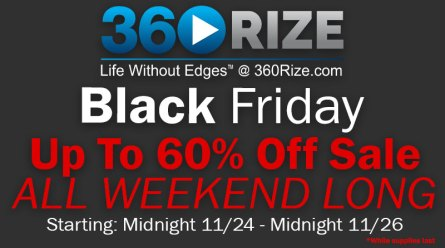 360Rize Black Friday
