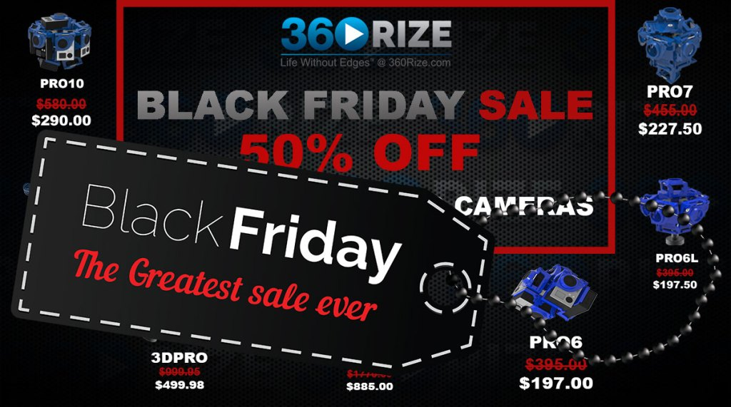360Rize Black Friday Sale