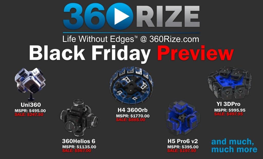 360Rize Black Friday
