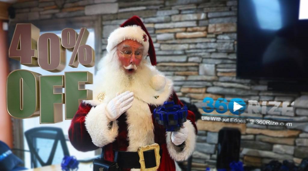 360Rize Santa Image