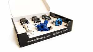 360Rize 360H6 Complete In Box