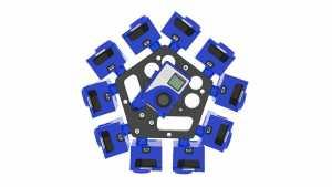 360Rize TCS SyncBac 3DPro Bottom 12 Config Cameras