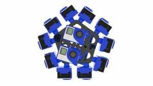 360Rize TCS SyncBac 3DPro Bottom 14 Config Cameras
