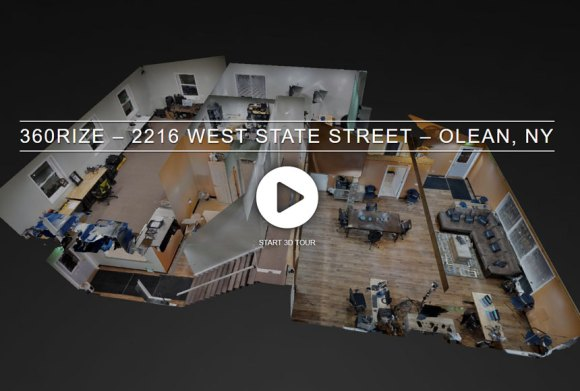 360Rize 3D Building Scans and Tours