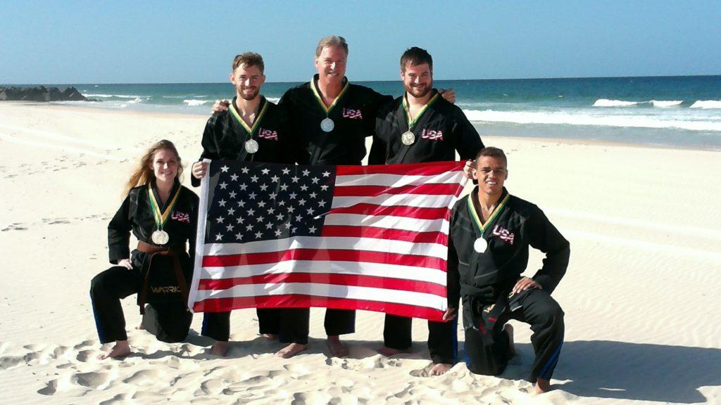 Team USA AKT Members