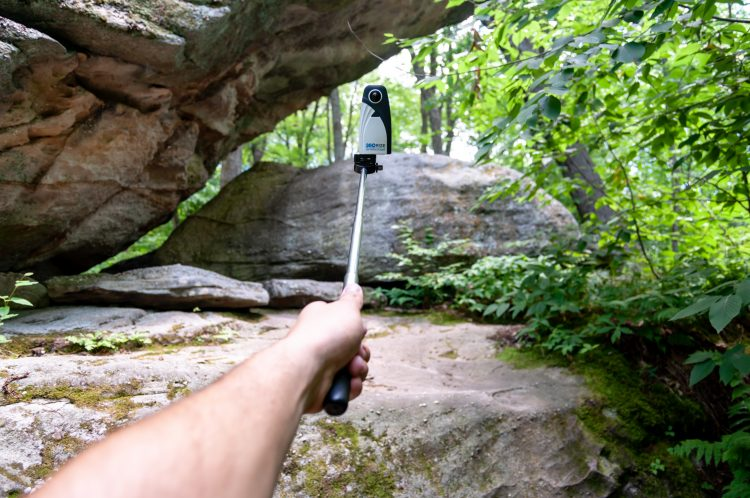 360Rize 360Penguin Selfie Stick Rock City