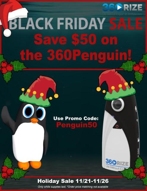 360Rize 360Penguin Black Friday 2018