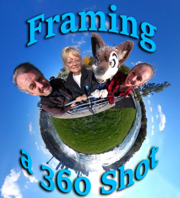 360Rize 360Penguin Framing a 360 Shot