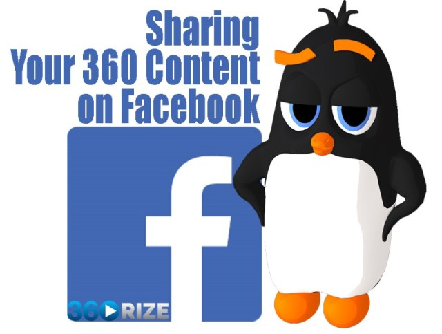 360Rize 360Penguin Facebook Share Part 1 Featured Image