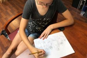 360Rize 360Penguin Renee drawing Penguins