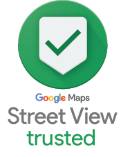 360Rize 360Penguin Google Street View Trusted Badge