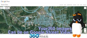 360Rize 360Penguin Google Street View