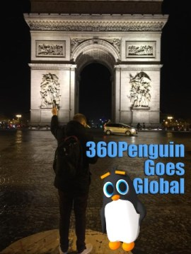 360Rize 360Penguin in Paris