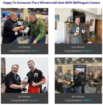 360Rize GAOS Winners