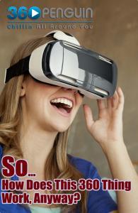 360Rize 360Penguin Visor