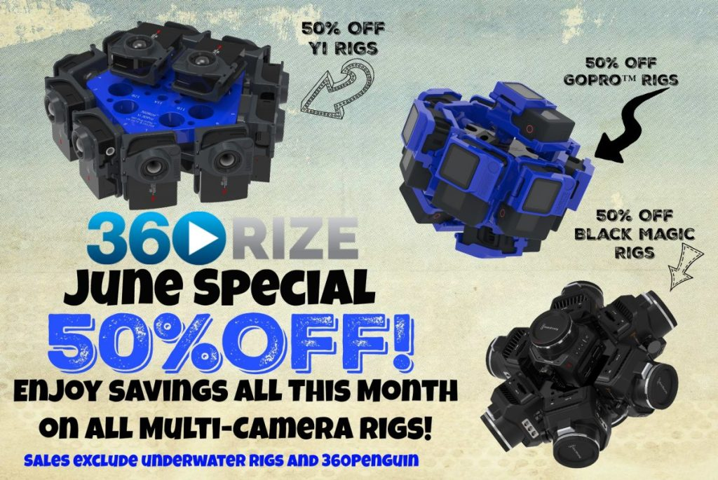 360Rize June sale 2019