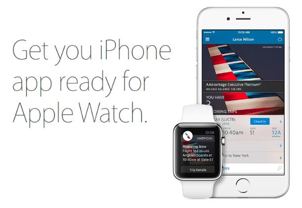 Get iPhone App Ready For Apple Watch