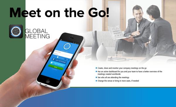 global meeting mobile app