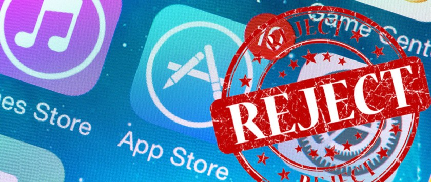 iOS Mobile App Rejected Reasons