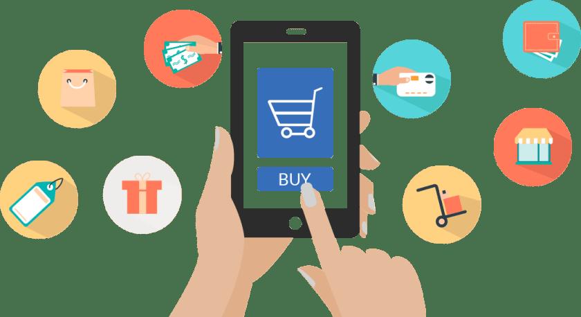 mcommerce app statistics