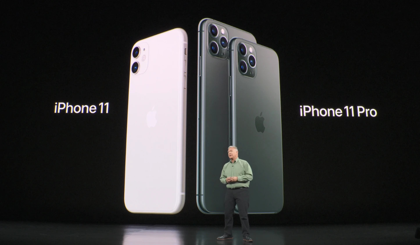 MKeynote of Apple Event 2019: Launch of iPhone 11, Apple Watch 5, Apple Arcade, and iPad