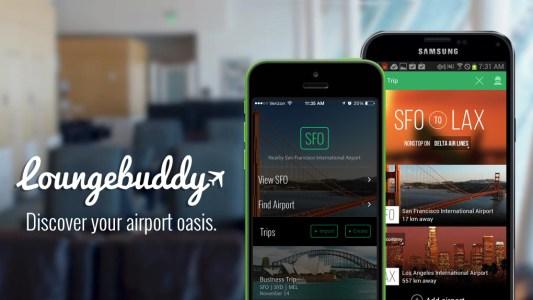 Loungebuddy App