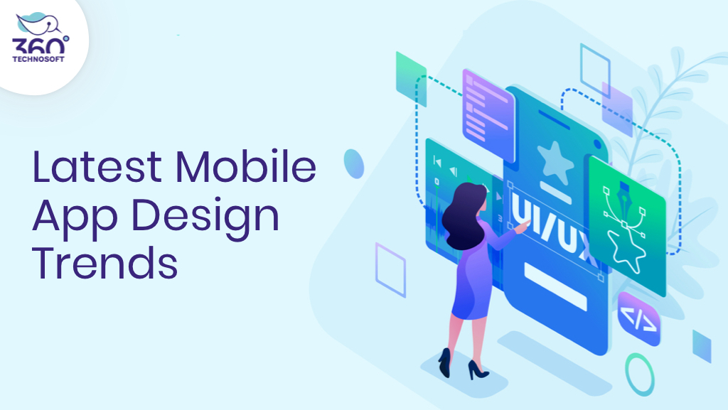 MKnow Latest Mobile App Design Trends to Make an Efficient App