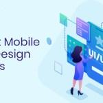 Latest mobile app design trends
