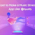 Cost to Make a Music Streaming App Like Spotify