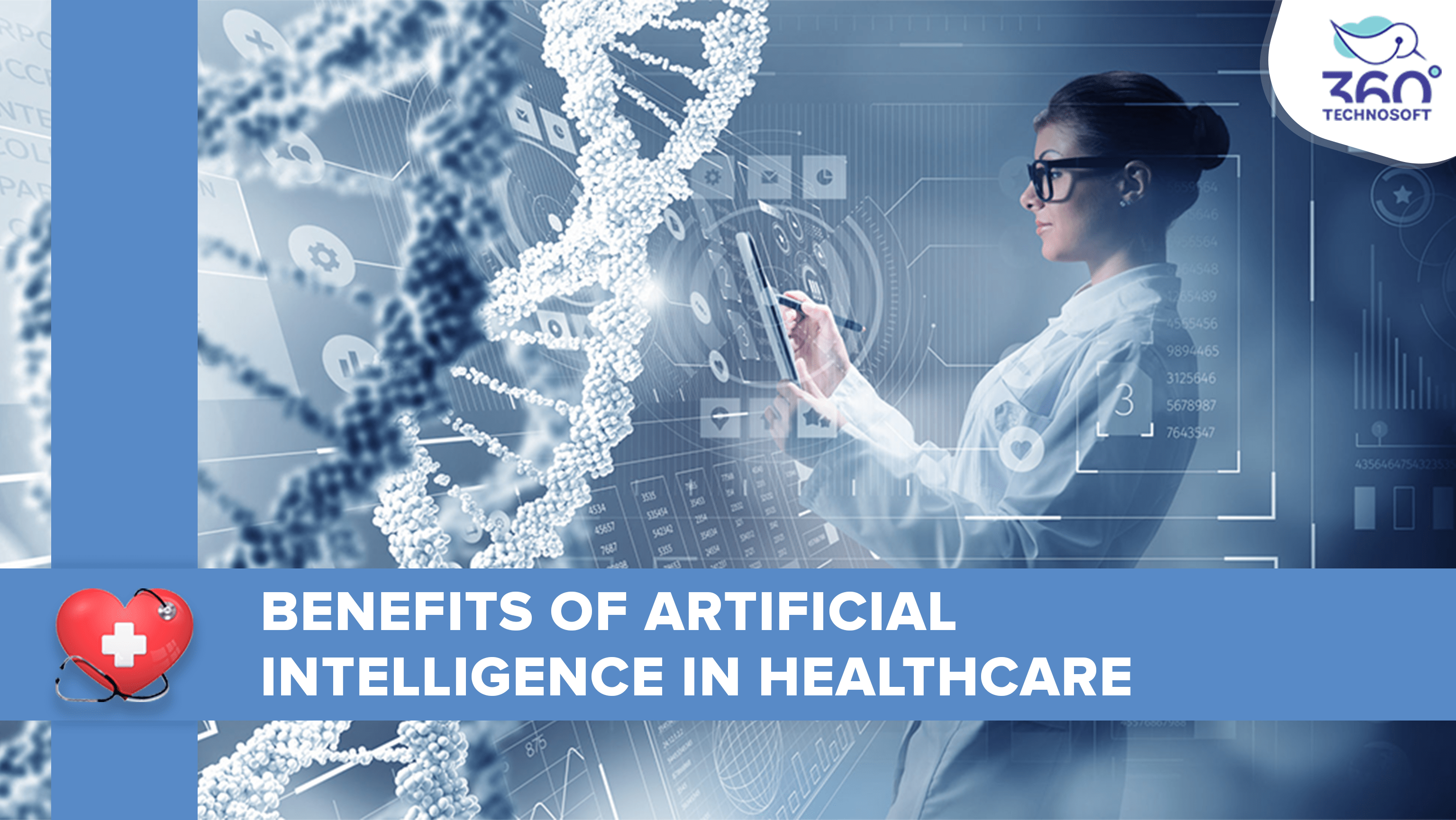 MHow AI is Beneficial in the Healthcare Industry?