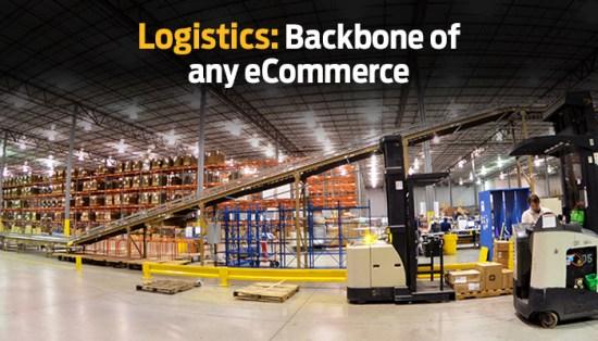 logisitcs as backbone of ecommerce