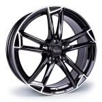 Targa TG3 Black Pol - 360 Wheels