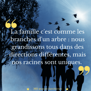 famille arbre citation