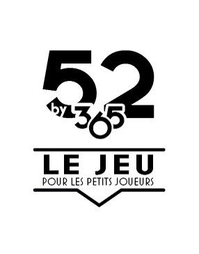 Logo 52 by 365 La version light de 365 le jeu