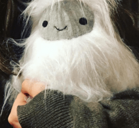 photo peluche barbe blanche 365 Le Jeu