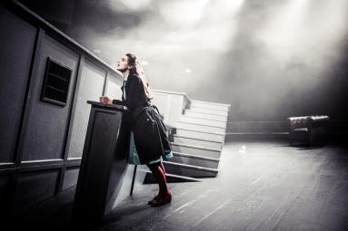 Maria (Seynab Saleh). ©www.lupispuma.com / Schauspielhaus Graz