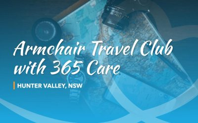 Armchair Travel Club with 365 Care