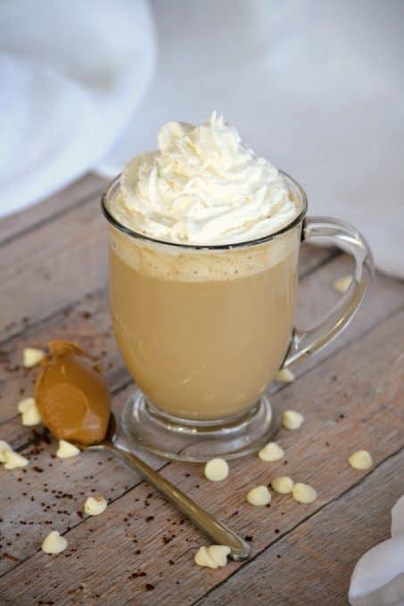 Peppermint White Chocolate Mocha 365 Days Of Baking
