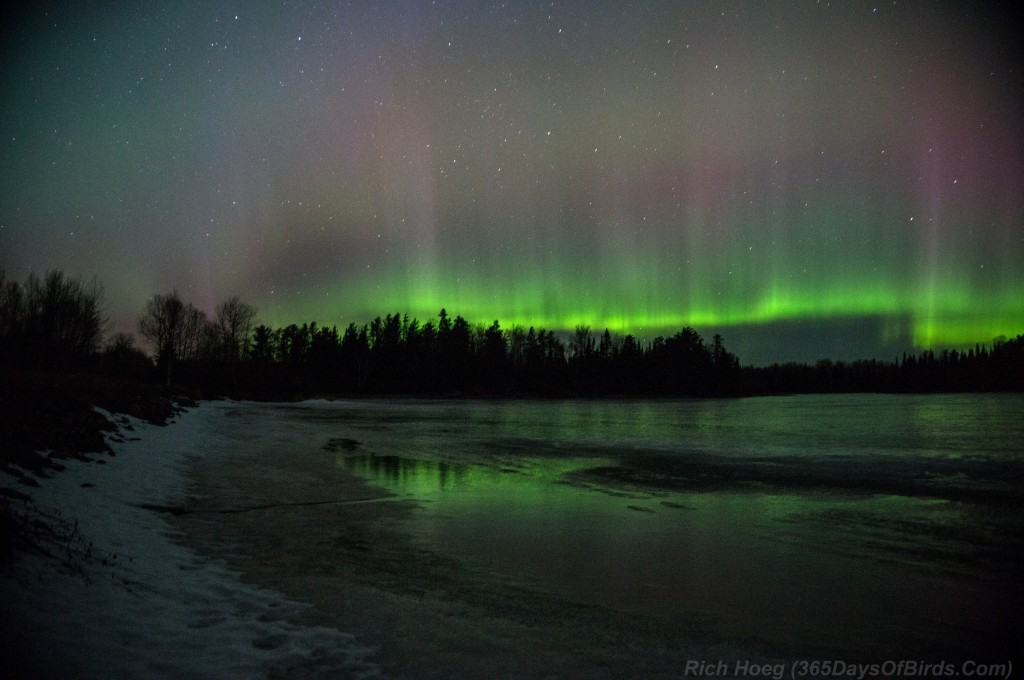 Best Time Viewing Northern Lights