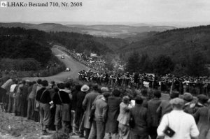 Nürburgring, June 1927
