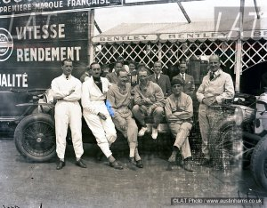 Bentley Boys - 1927 Le Mans 24 Hours