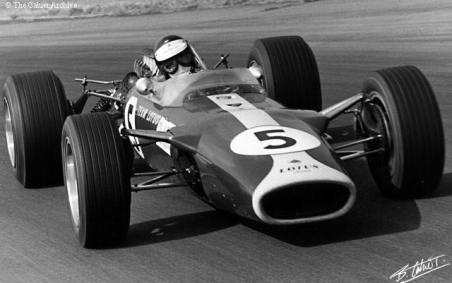 Jim Clark, British Grand Prix 1967