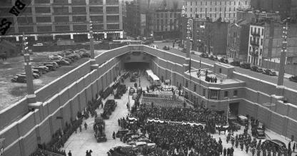 Opening of the Lincoln Tunnel - 1937